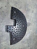 Резиновый лежачий полицейский-ПАЗЛ-боковой элемент