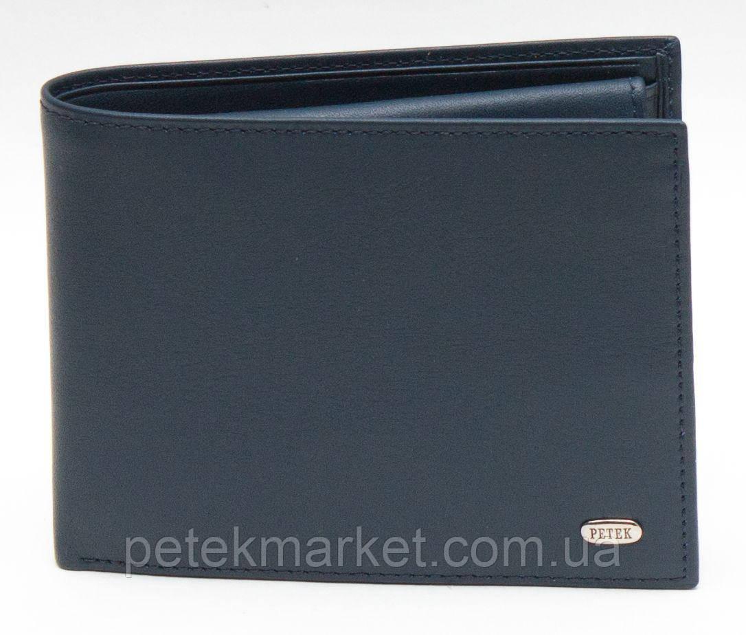 Кожаный мужской кошелек Petek 101