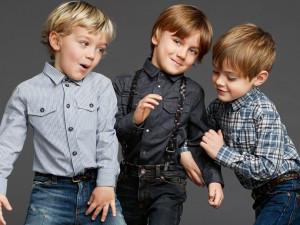 купить детские рубашки опт