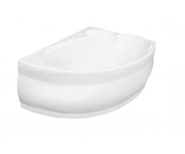 Ванна 170х110 права з панелькою+ніжки+сифон FINEZJA NOVA Besco