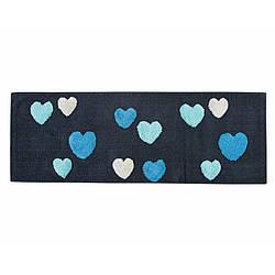 Коврик Irya - Feel mavi голубой 50*150 см
