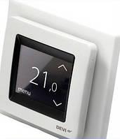 Терморегулятор DEVIreg Touch белый (деви тач)