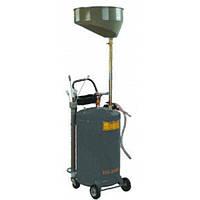 Установка для вакуумного отбора масла 80 литров с баком BEST HC-2085