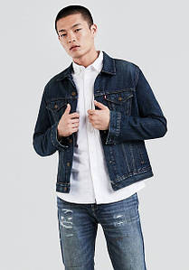 Джинсовая куртка LEVIS The Trucker Jacket Mugo NEW