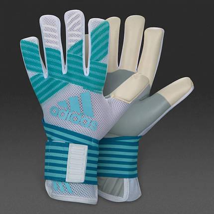 Перчатки вратарские Adidas Ace Trans Super Cool BS4105 (Оригинал), фото 2