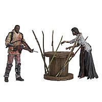 McFarlane The Walking Dead Morgan Jones & Impaled Walker, Ходячі мерці Морган Джонс, Ходячие мертвецы, фото 1