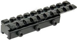 Адаптер-крепление Leapers UTG AIRGUN. Длина - 100 мм.