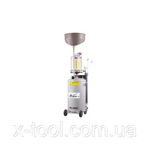 Установка для вакуумного отбора масла 80 л бак с предкамерой BEST HC-2097