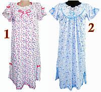 Ночная сорочка с кружевом. Женская ночная рубашка с аппликацией. Ночная  сорочка женская больших размеров f9ec61c16366d