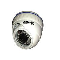 Купольная видеокамера Oltec HD-CVI-913D