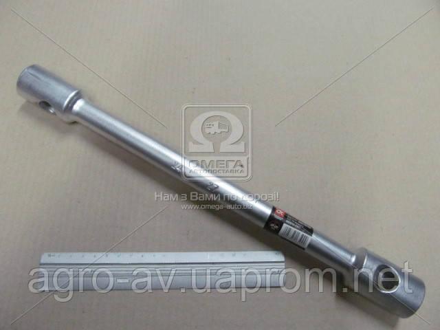 Ключ балонный (DK2819-2427) для грузовиков d=22, 24x27x395мм