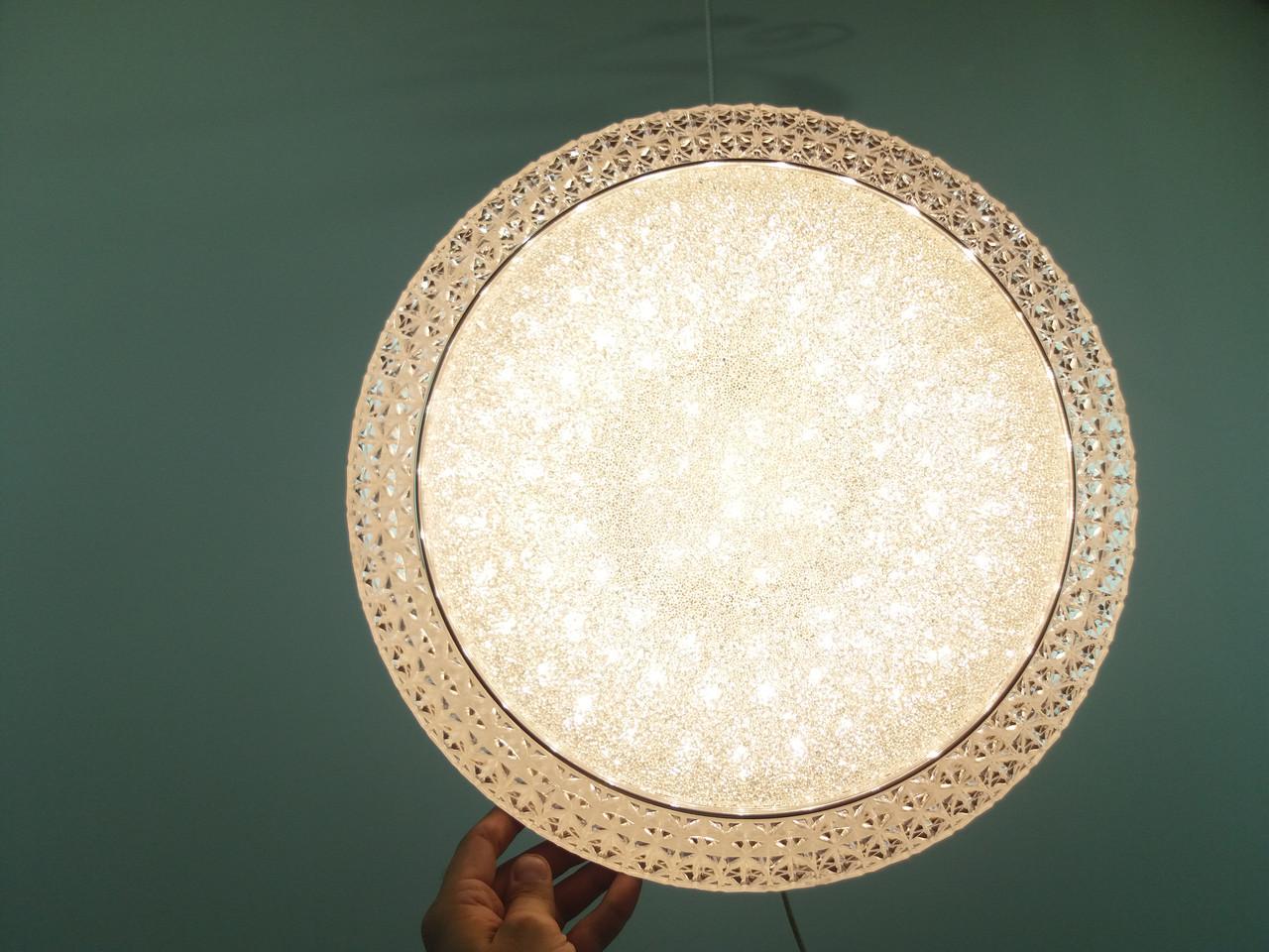 Потолочный Светильник LED-YUMI-RM 30W с пультом ДУ
