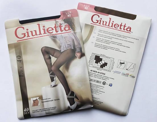 Колготки Giulietta ( Джульетта ) Lux 40, фото 2