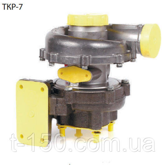 Турбина (турбокомпрессор) ТКР-7 Комбайн «Енисей-1200», Д-440,-442 (АМЗ)