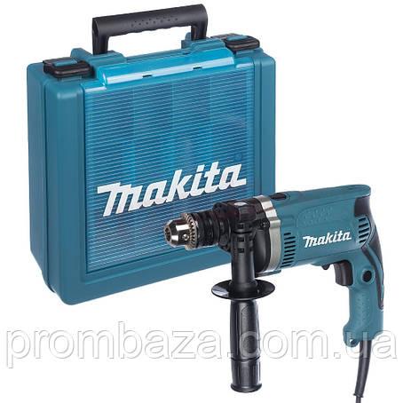Дрель ударная Makita HP1630K, фото 2