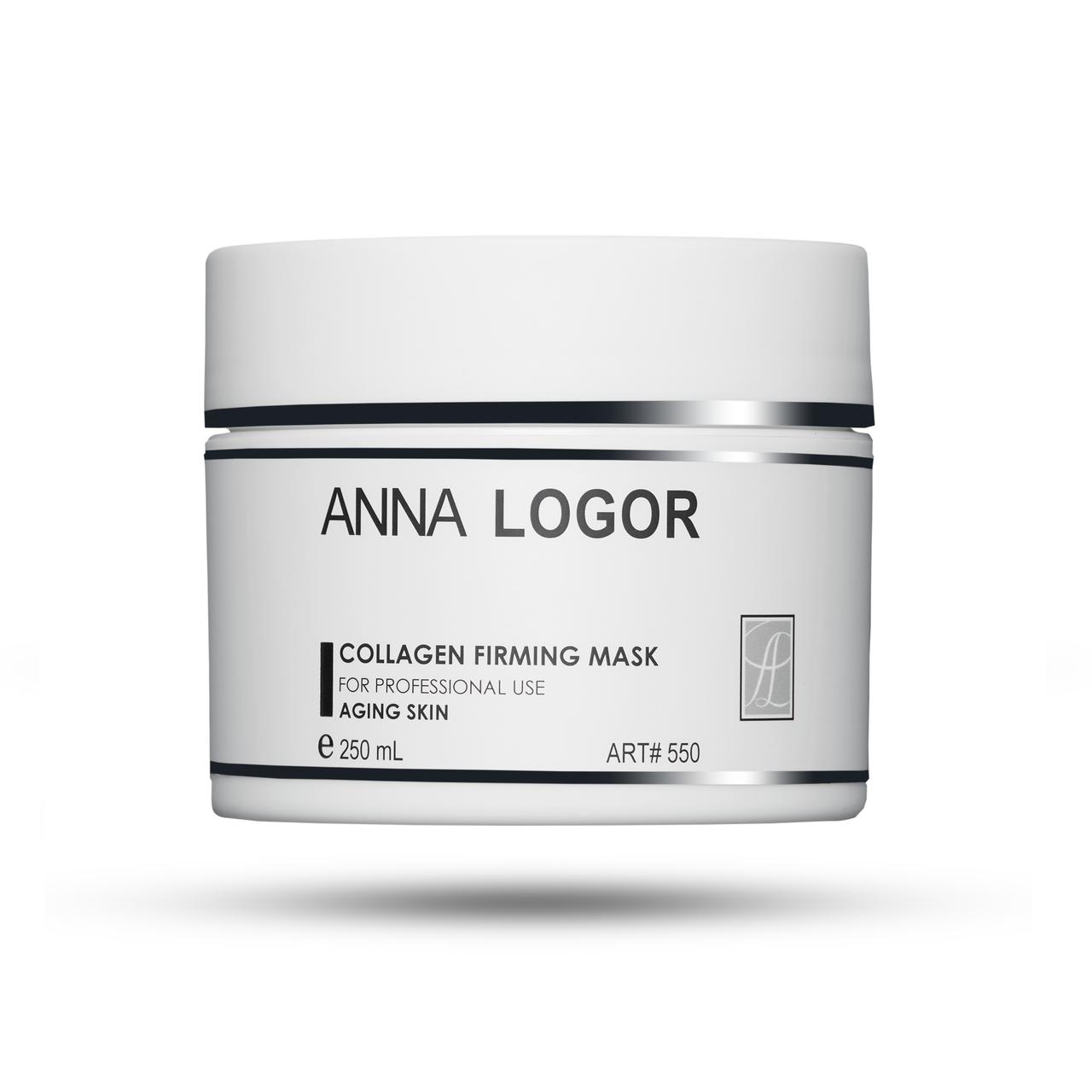 Маска денна з колагеном Anna Logor Vital Collagen Firming Mask 250 ml Art.550