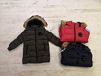 Куртки зимние на мальчика, Glo-story, 104/110 рр, фото 1