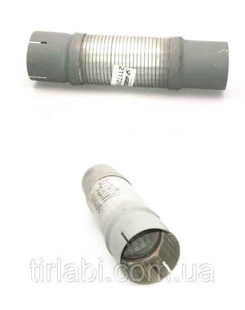 Гофра глушителя с фланцем Мерседес Fi 90x360 (6744900065)