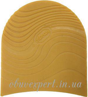 Набойка Vibram  5346 LEISURE, толщ. 6 мм,  р 30, цв. бежевый