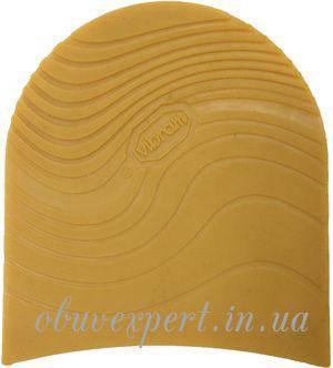 Набойка Vibram  5346 LEISURE, толщ. 6 мм,  р 30, цв. бежевый, фото 2