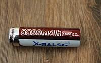 Аккумулятор Li-Ion X-BALOG 18650 8800 mAh 4.2V , фото 1