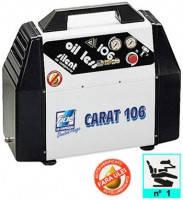 Компрессор безмаслянный медицинский CARAT 106 FIAC(на 1 установока)