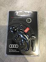"""Ароматизатор Audi черный """"геккон"""". Оригинал 000087009D"""