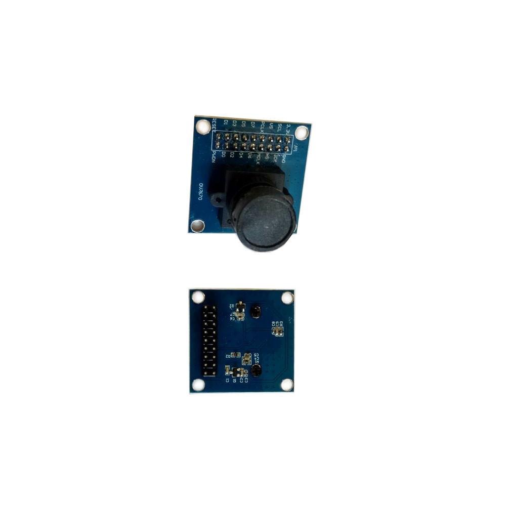 Модуль VGA камеры OV7670 для Arduino, модуль видеокамеры