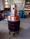 Промышленная дистилляция алкоголя