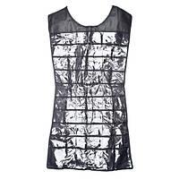 Платье органайзер для украшений Hanging Jewelry Organizer - чёрный, вешала для бижутерии, доставка по Украине