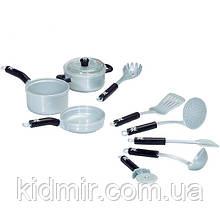 Набір дитячого посуду WMF з 9 предметів Klein 9428