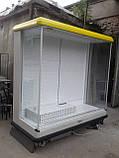 Холодильная горка под выносной агрегат Pastorfrigor б/у, холодильный регал под выносной холод б у, фото 4