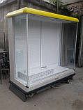 Холодильная горка под выносной агрегат Pastorfrigor б/у, холодильный регал под выносной холод б у, фото 6