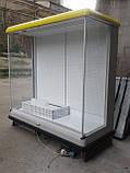 Холодильная горка под выносной агрегат Pastorfrigor б/у, холодильный регал под выносной холод б у, фото 2