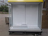 Холодильная горка под выносной агрегат Pastorfrigor б/у, холодильный регал под выносной холод б у, фото 3