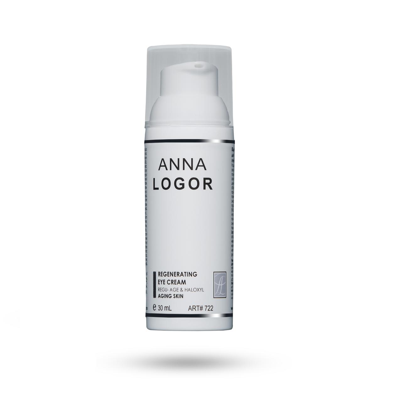 Відновлюючий крем для  шкіри навколо очей Анна Логор / Anna Logor Regenerating Eye Cream Код 722