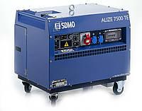 Бензиновый генератор SDMO ALIZE 7500 ТE (5,6кВт)
