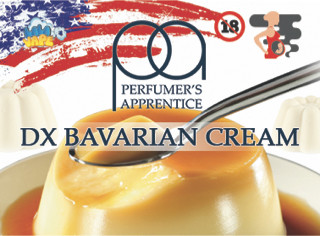 DX Bavarian Cream ароматизатор TPA (Баварский крем DX)