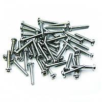 Винты T6 1,5х10 мм (упаковка 100 шт) (ID:3585)
