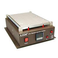 """Сепаратор 14"""" (29,5 х 19 см) 968 со встроенным компрессором для вакуумного способа фиксации стекла (ID:9250)"""