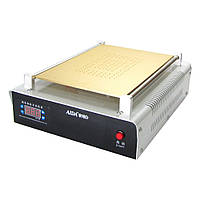 """Сепаратор 14"""" (30 х 20 см) AIDA 918D со встроенным компрессором для вакуумного способа фиксации ...(ID:9220)"""