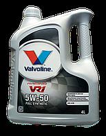 Масло моторное Valvoline VR1 Racing 5W-50, 4л