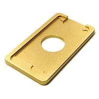 Форма металлическая для APPLE iPhone 6/6S, для фиксации комплекта дисплей + тачскрин при склеивании (ID:9827)