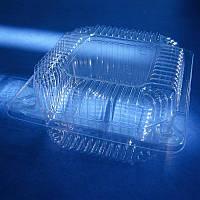 Пластиковый контейнер, блистер ПС-6, 118*118