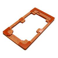 Форма для APPLE iPhone 6, для фиксации комплекта дисплей + тачскрин при склеивании (ID:8523)
