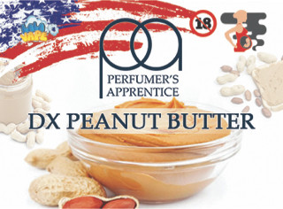 DX Peanut Butter ароматизатор TPA (Арахисовая паста DX)