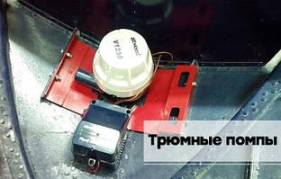 Откачка воды из лодки — ручные и автоматические помпы