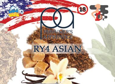 RY4 Asian ароматизатор TPA (Азиатский табак)