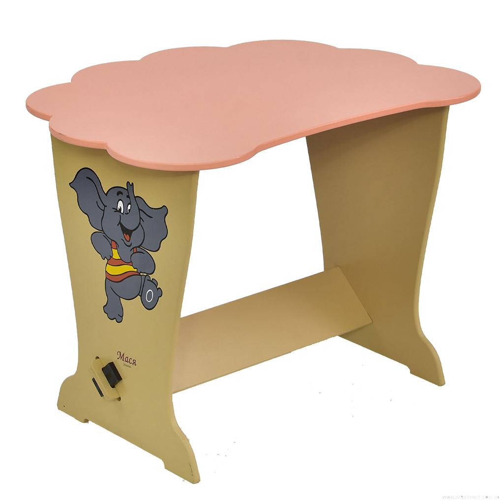 Столик Мася 6133 Рожевий СЛОН 67059
