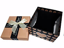 "Коробочка подарочная для часов ""Style"" розовая"